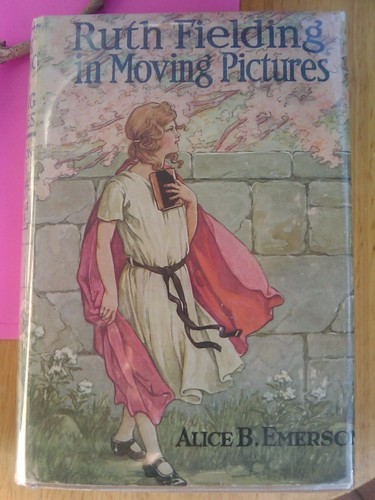 Ruth Fielding book cover
