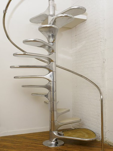 Tallon staircase, with unusual rail