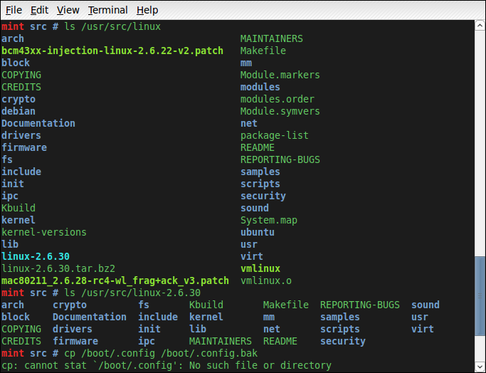 Create Symbolic Link Linux Directory