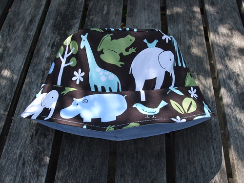 Zoology Toddler Hat
