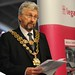 Birmingham's Lord Mayor at launch of legal aid exhibition