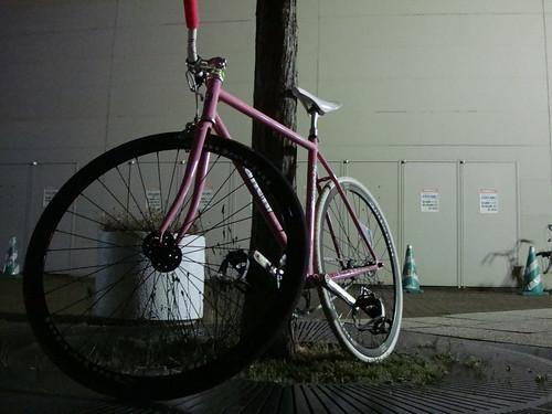 Noji's bike