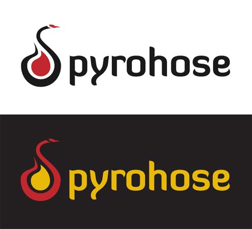 Pyrohose Logo Design