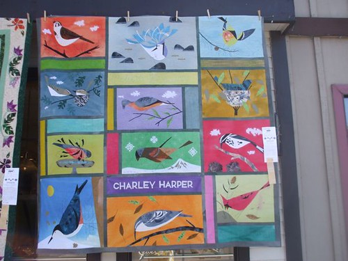 Tribute to Charley Harper - Sisters