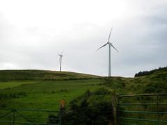 Saturday spin - Cronelea Wind Farm (St.Stello) Tags: ireland pinky cowicklow croneleawindfarm