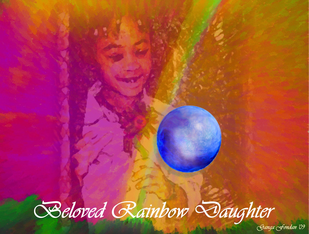 Rainbow Daughter of the Earth and Sky