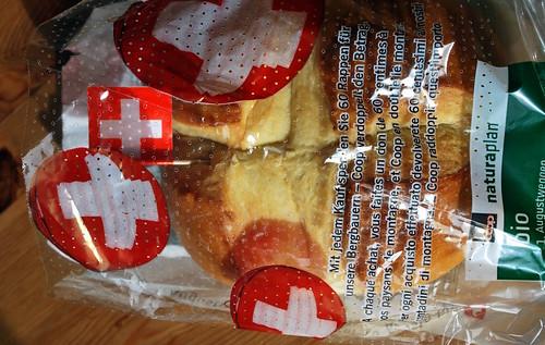 pain du 1er août