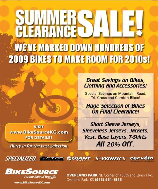 Summer Sale 2009
