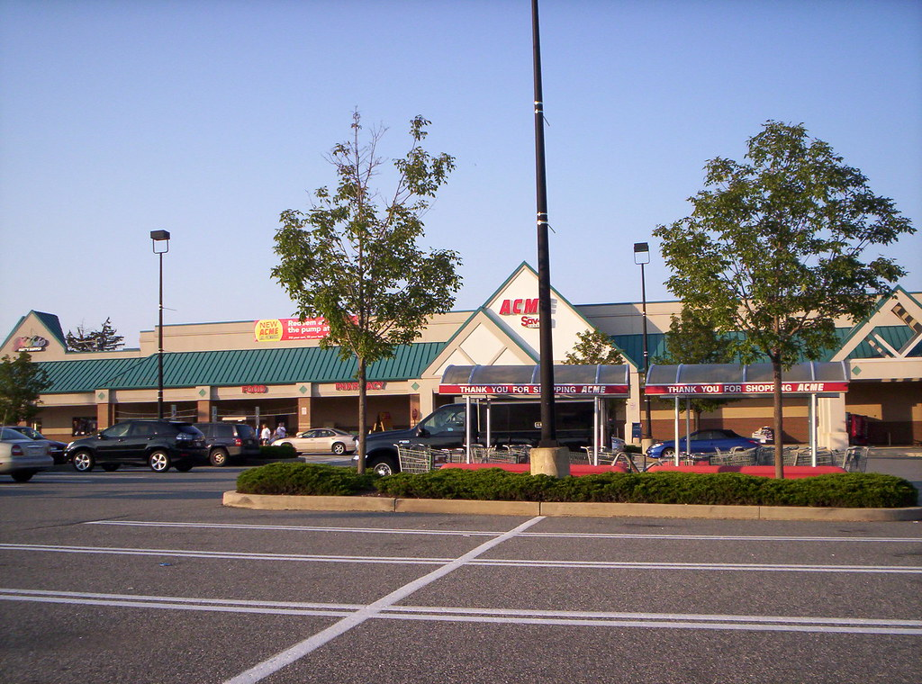 Super G/ Shop n' Save/ Acme - Norristown West