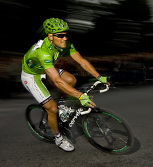 Thor Hushovd Oslo Grand Prix (mortenprom) Tags: light sky white plant man black color tree green oslo norway clouds norge cloudy flash skandinavien gray norwegen wideangle noruega scandinavia 2009 noorwegen noreg sigma1020mm skandinavia offcameracord canoneos40d mortenprom