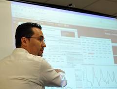 Jose Corona @ the Social CRM Seminar