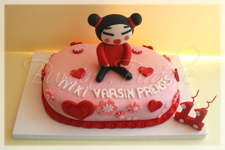 Pucca Cake Y