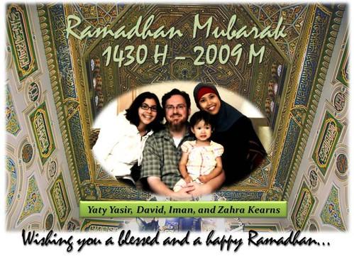Ramadhan Mubarak 2009