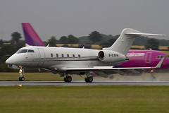 G-KSFR - Private - Bombardier BD-100-1A10 Challenger 300 (BD100) - Luton - 090724 - Steven Gray - IMG_8415