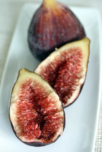 Fresh Fig Tart - Food Librarian