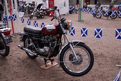 Scottish Classic Show (velton) Tags: show classic club canon vintage lumix 300d dick scottish panasonic moto motorcycle ayr veteran 2009 hodge fz18 velton fz200