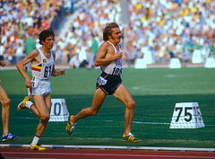 Steve Prefontaine, 5000m finals, 1972 Munich Olympics, September 9, 1972