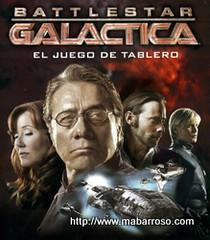 Battlestar Galactica. El juego de tablero