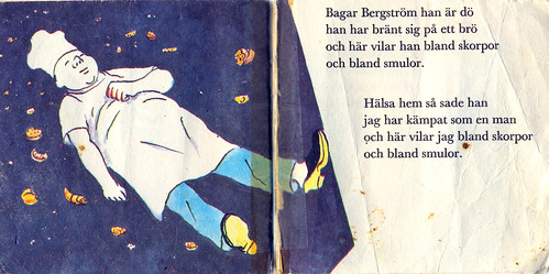 Bagare Bergström