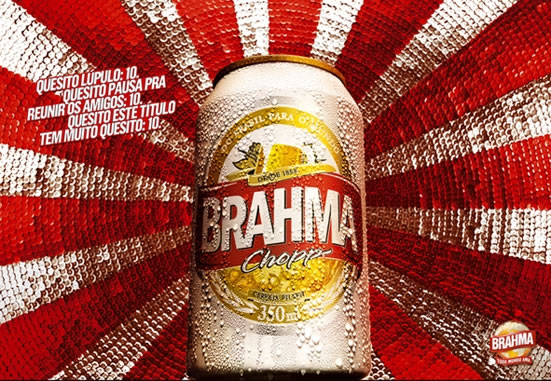 Image selected for Cool Beer Ads #2 - Brahma