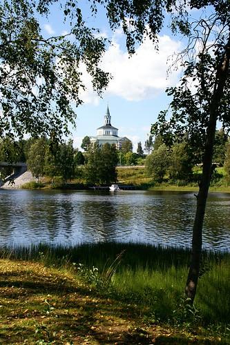 """Sjalevads: Sjalevads Kyrka (Sweden) • <a style=""""font-size:0.8em;"""" href=""""http://www.flickr.com/photos/26679841@N00/3908856265/"""" target=""""_blank"""">View on Flickr</a>"""