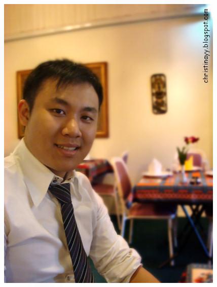 USQ Graduation Ceremony 2009: Thai Cottage Restaurant