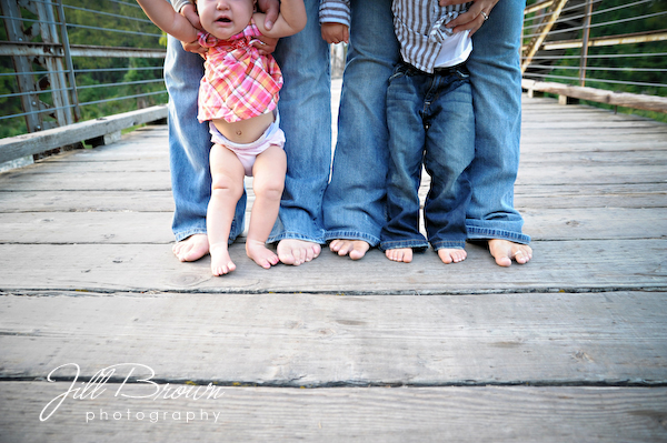 September 8, 2009:  Family Session