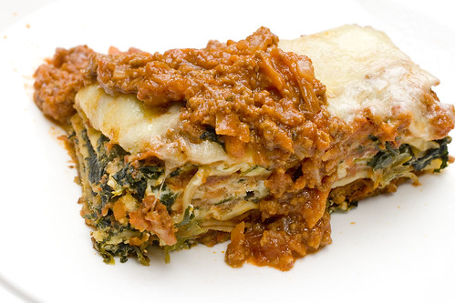 beef and spinach lasagna 6