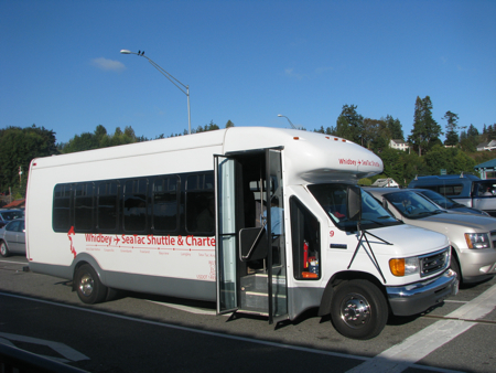 Whidbey SeaTac Shuttle