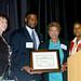 Patti Barnes, Reginald Miller, Dr. Margaret Clark, Jo Lafayette