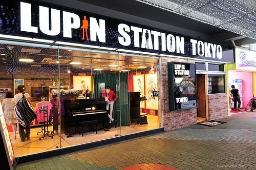 Lupin Station Tokyo