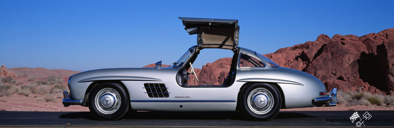 Mercedes-Benz 300 SL 02