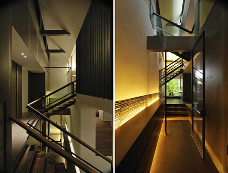Japan Modern Architecture - interior, House Design, Architecture, Japanese House Design, Modern House Design, Interior design
