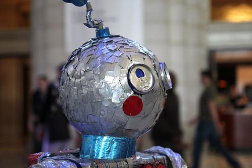 Red Bull Robot