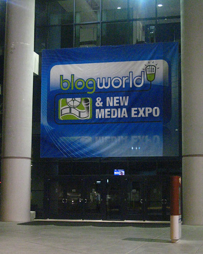 It is time for blog World Expo!