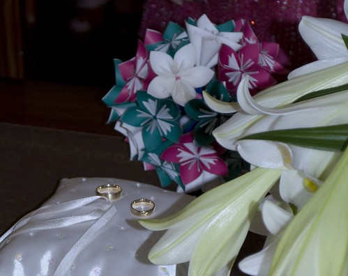 Rings and Bouquet by armadillet.
