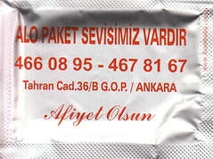 Dedem Sandviç - Arka