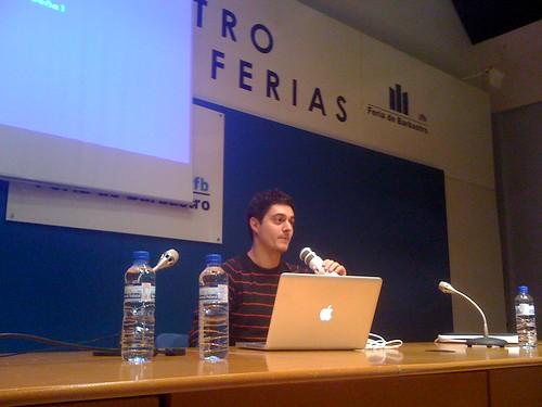 Roberto Tomás. Podcasting.