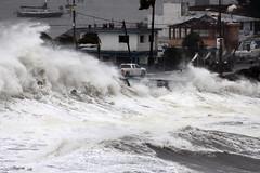 Tormenta Rick (pedrografo) Tags: mxico mar rick marejada oleaje pedro tormenta mal guevara sinaloa tiempo clima mazatln