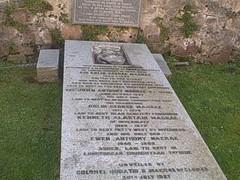 MacRae Graves at Clachan Duich