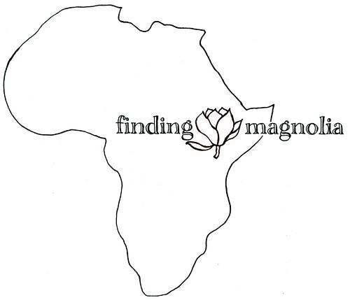 finding magnolia africa design