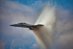 See the Speed (Steve_Cook, shoot and eat...) Tags: vortex airshow shockwave transonic allianceairshow dfwareameetup prandtlglauertsingularity transonicshockcone