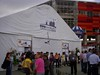 Galpón Expo Inmobiliaria y Construcción