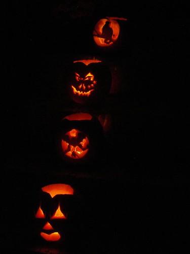 2009 pumpkins