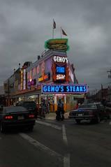 Pat's vs. Geno's: Cheesesteak Showdown