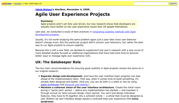 Agile User Experience Projects (Jakob Nielsen's Alertbox)_1257453302581