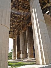 Hephaisteion (Rubn Hoya) Tags: greek temple hellas athens hephaestus greece grecia atenas templo athina hellenic hephaisteion efesto helenico