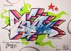 Bio (tatscruinc) Tags: streetart graffiti bio nicer tatscru bg183 totem2 themuralkings