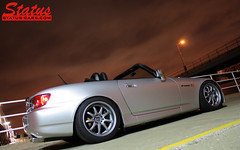 STATUS photoshoot set 1.004 (status-cars.com) Tags: car work honda s2k lowered s2000 offset stance camber xd9