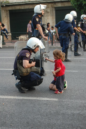 Athens - Riot Police